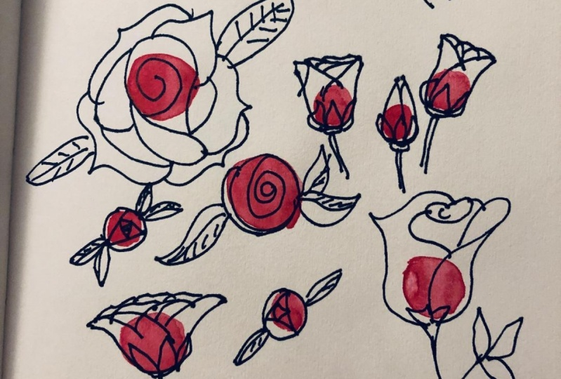 Exploring sketchbooks