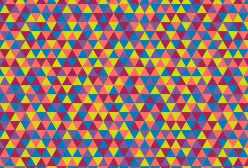 Psychadelic Triangles