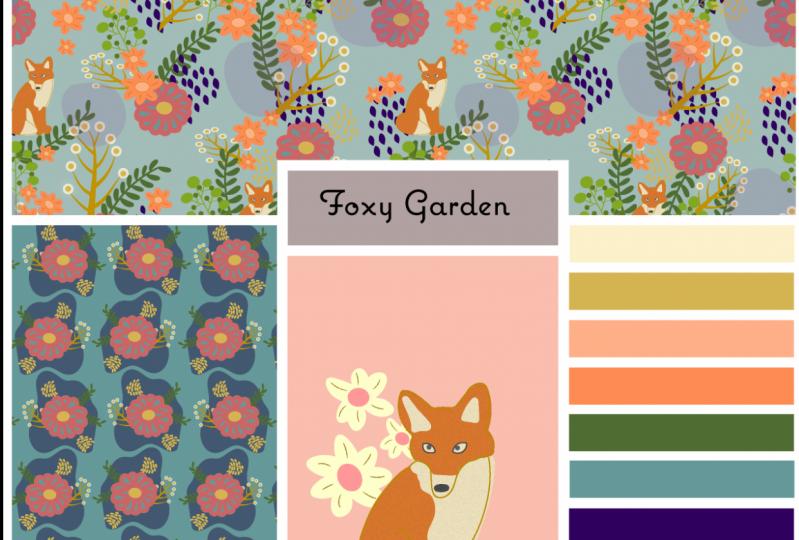 Foxy Garden Collection