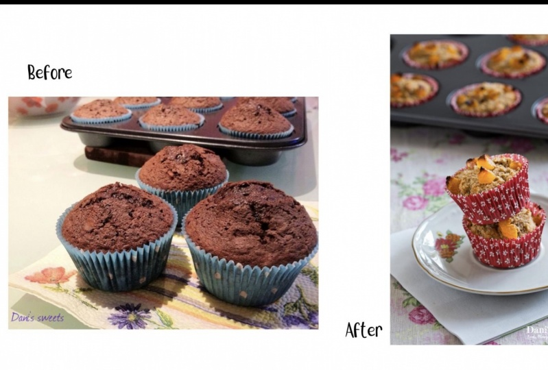 Class Project: Before and After photo