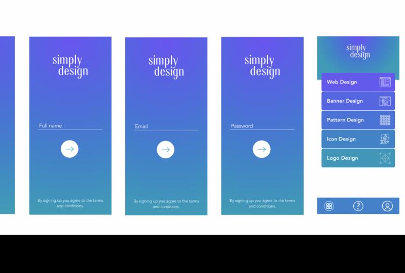 Mobile App Design Using Sketch