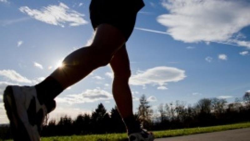 First Half Marathon - May 19