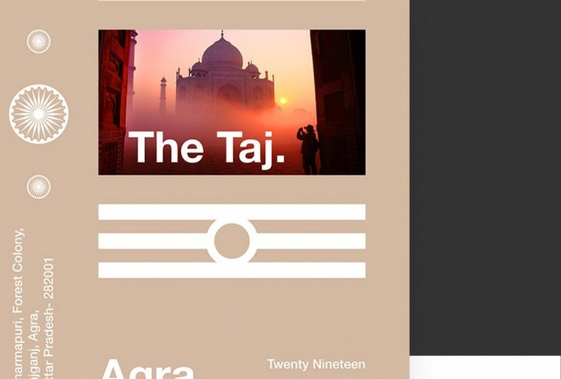 Branding the Taj