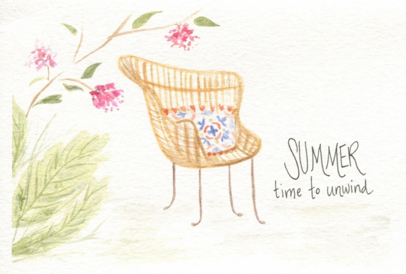 Summer - Time to Unwind