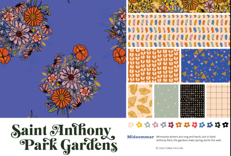 Saint Anthony Park Gardens Collection—Updated 2020