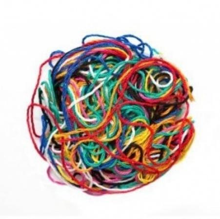 Untangling the yarn