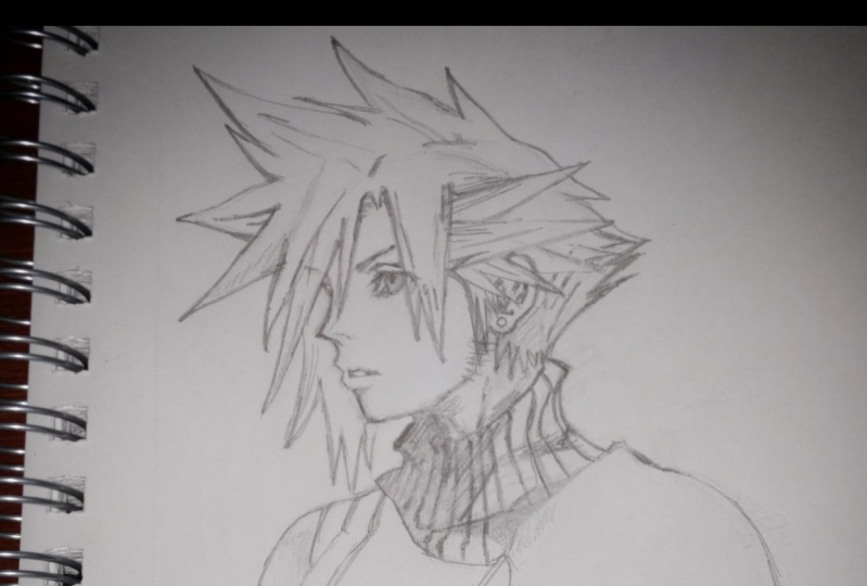 Anime Sketch Study