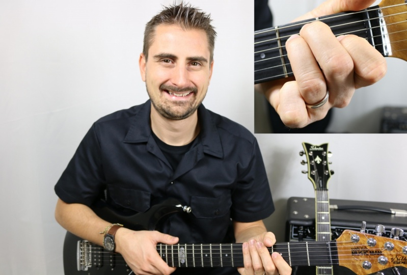 Master The Fretboard Using Triads