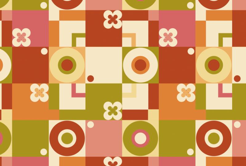 Fun Autumn pattern
