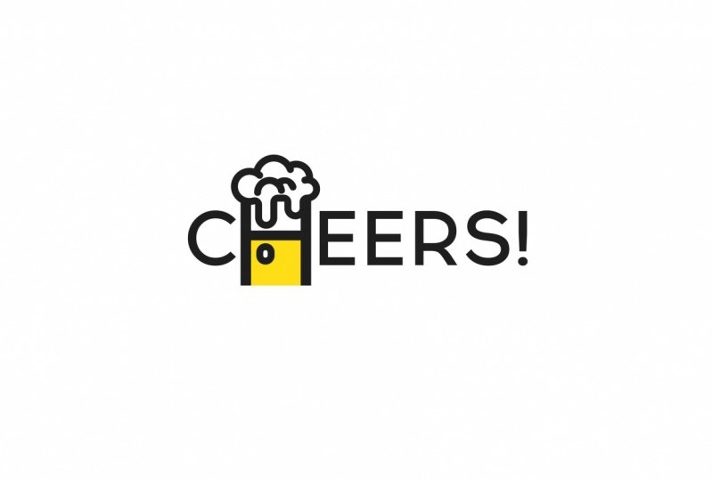 Cheers! Logo animation.