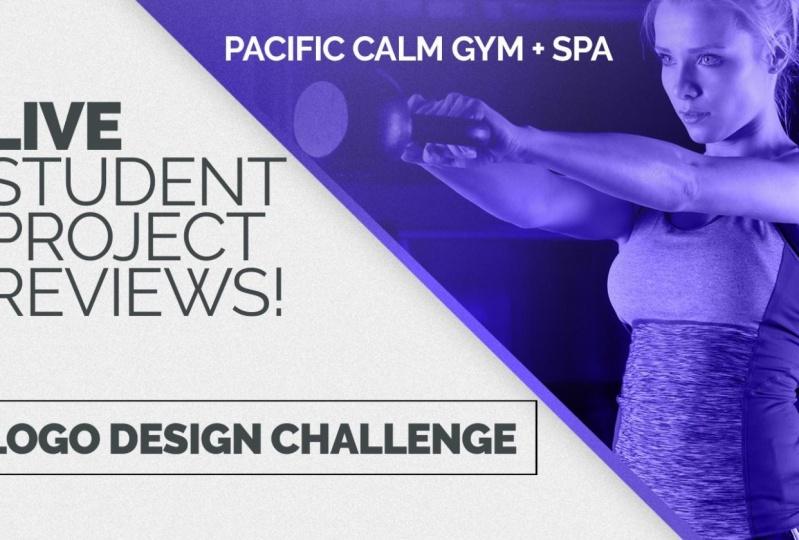 Logo Design Challenge - Student Project Reviews!