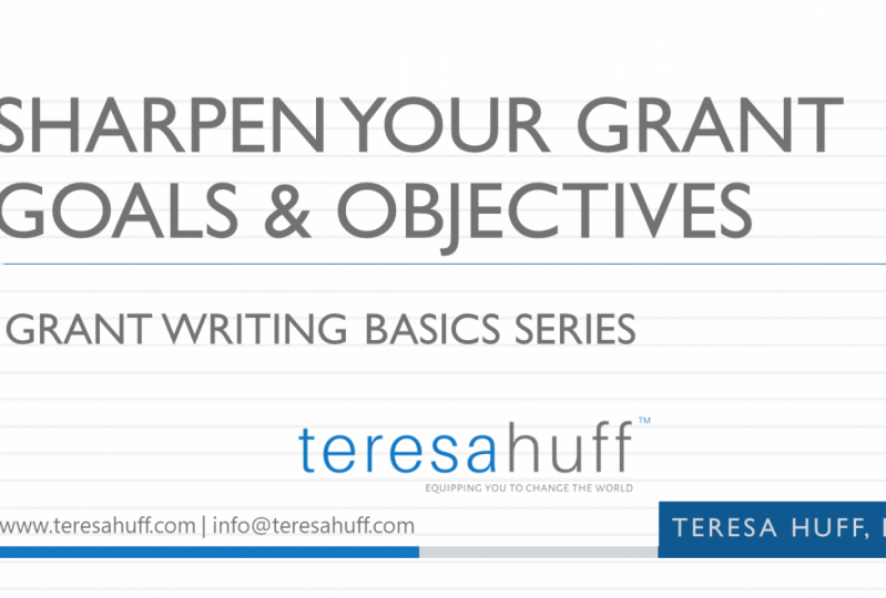 Course Project Template: Goals and Objectives