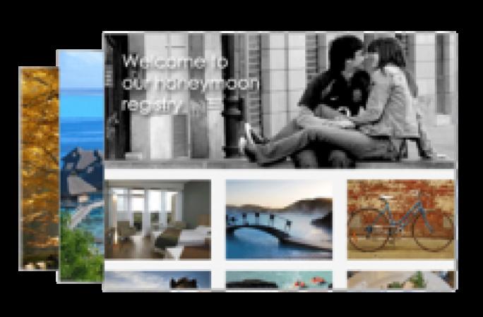 Our Honeymoon Registry