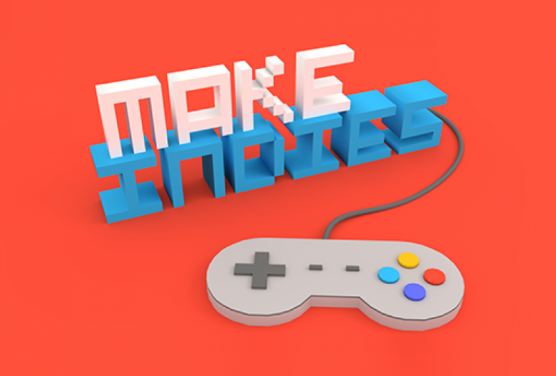 Make Indies - Creating 1 game a month