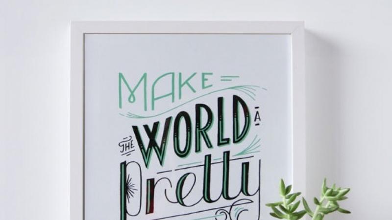 Make the World a Pretty Place