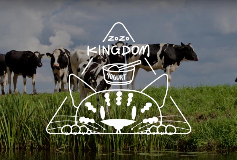 """""""zozo"""" KINGDOM YOGURT Company"""