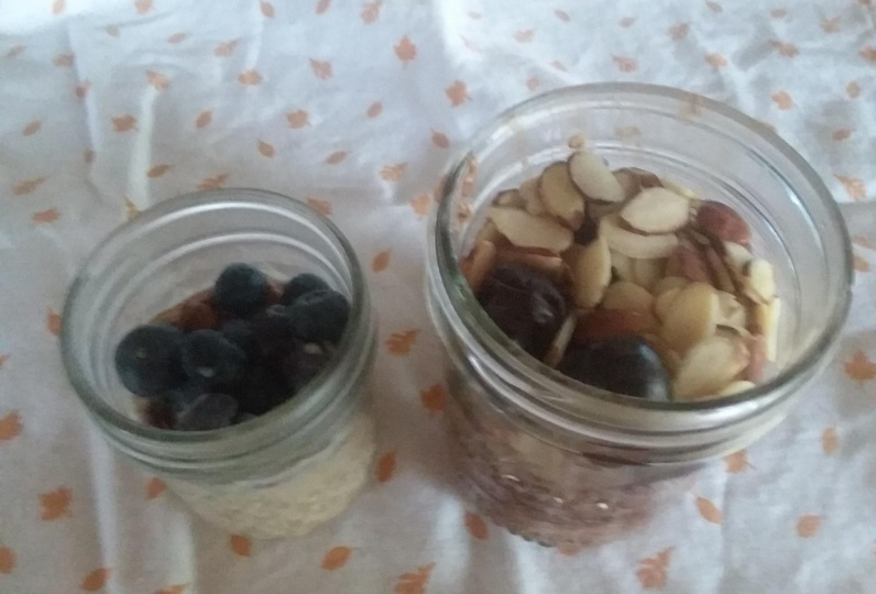 cherry almond oat joy