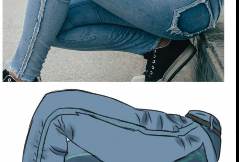 Some Jeans