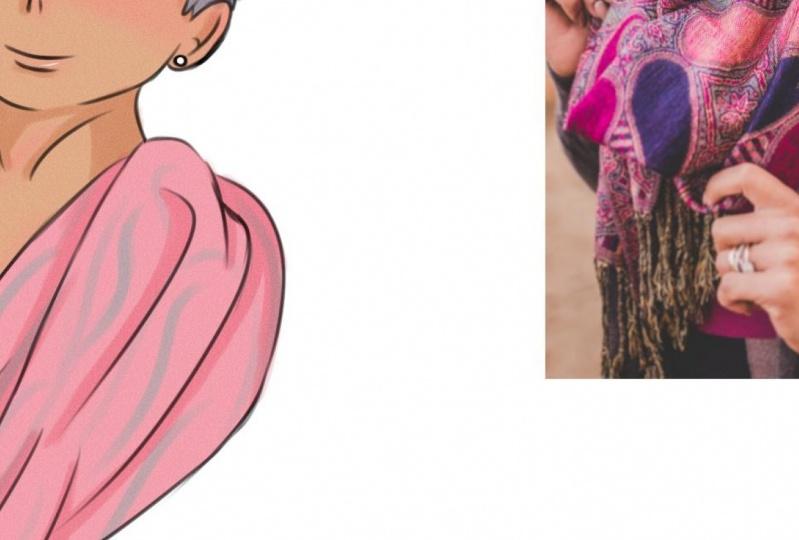 Some scarfs