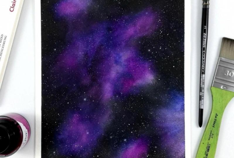 my galaxy nebula