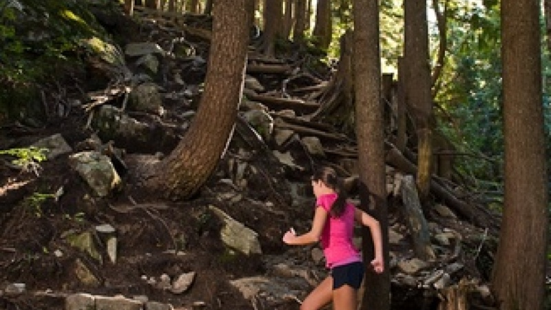 Do the Grouse Grind in less than 1:30:00