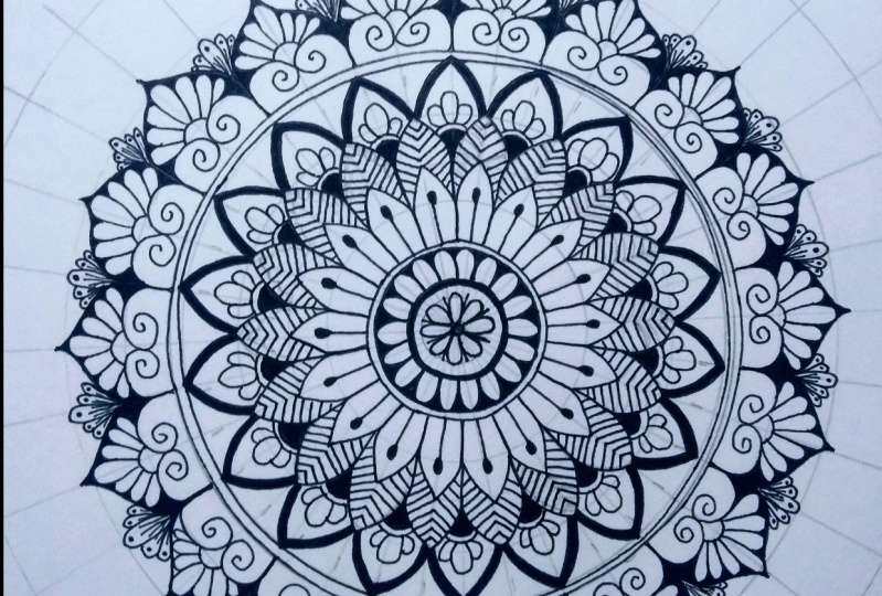 Hi, look at my mandala design.
