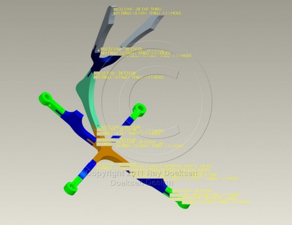 3D CAD: Learn basics of 3D modeling with SolidWorks, Pro/E or Creo