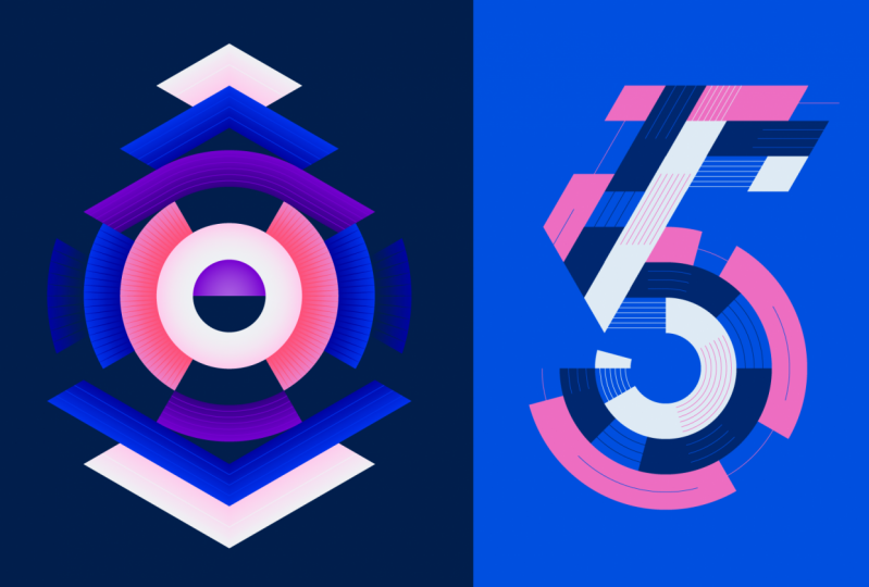 Geometric Grid-Based Designs