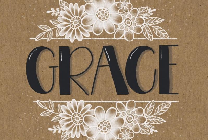 Have grace