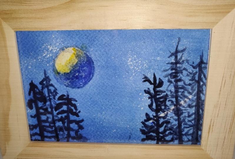 Hielan's painting