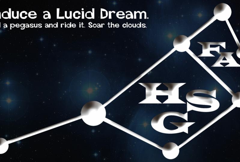 Induce a lucid dream tonight!