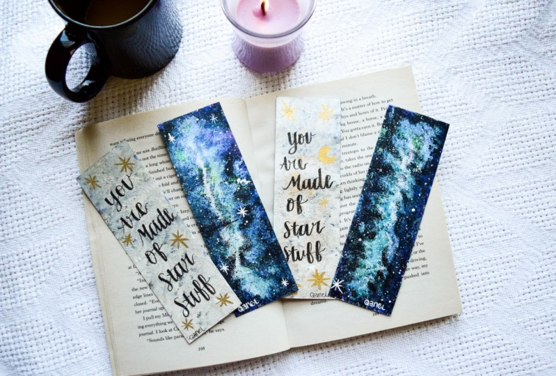Galactic Bookmarks