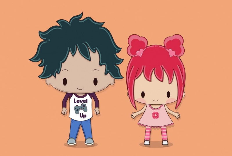 Leveling Up Cute Chibi Characters