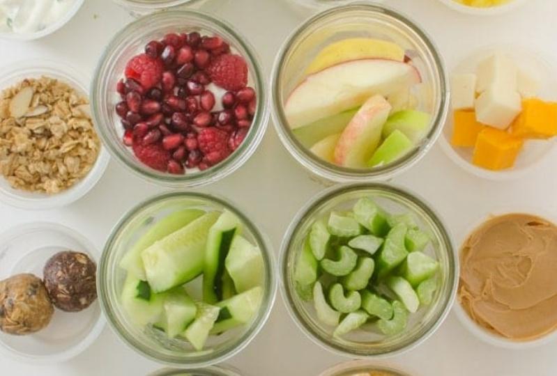 Habit change: quit unhealthy snacks