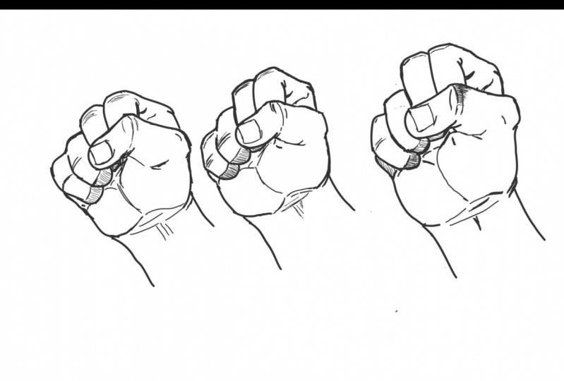 I'll punch ya!