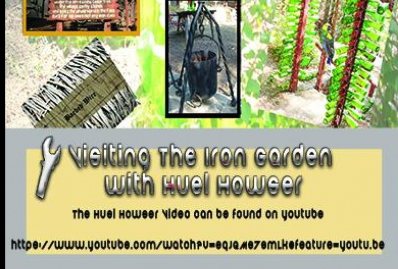 Iron Garden Project with Huel Howser