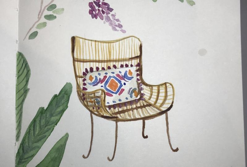My Garden Chair