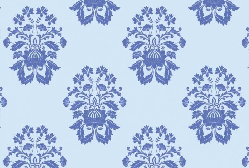 Simple Damascus pattern