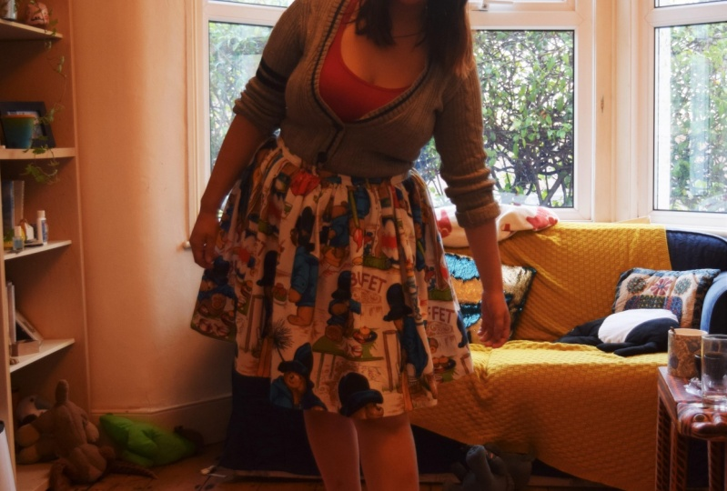 Paddington Bear Skirt