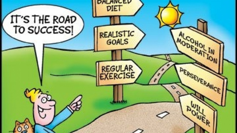 Make 2013 my healthier and fittest year ever