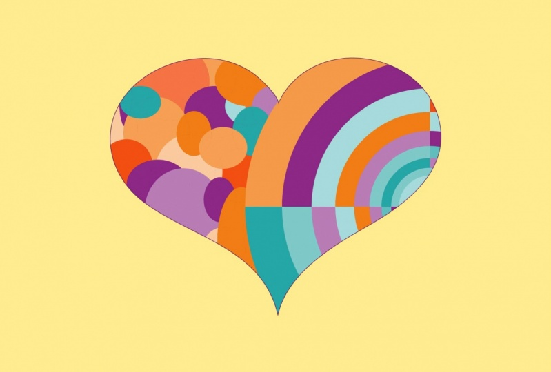 Concentric Heart