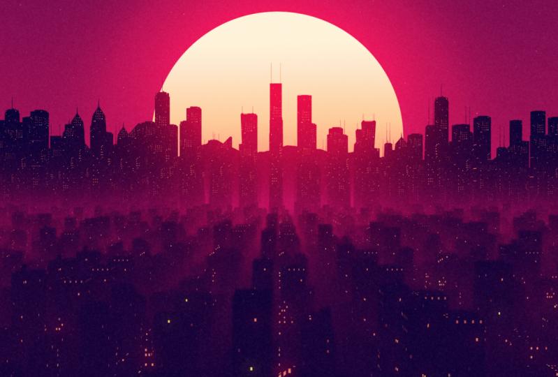 SunCity x Cyber Sunburst