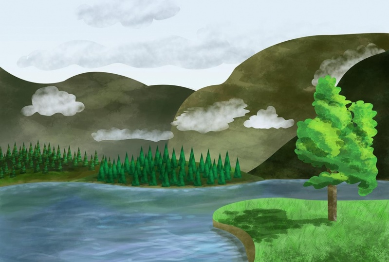 Digital Art - Learn to Draw and Paint in Photoshop