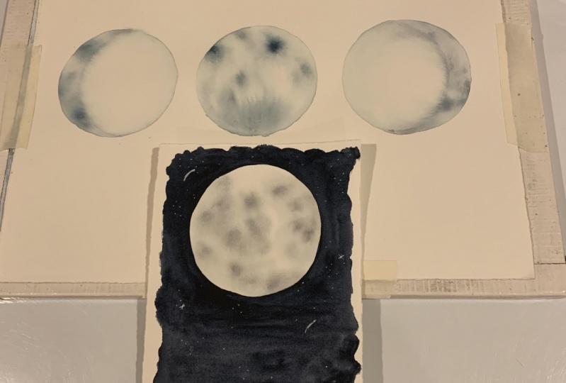 Many many moons ago.....