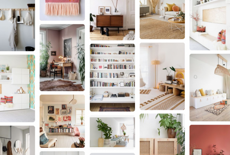 Home style / moodboard