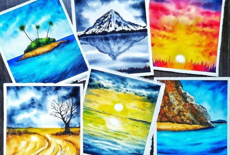 Expressive Landscapes