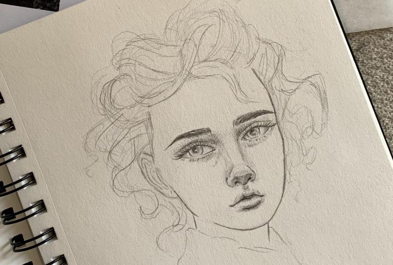 Portrait Mimicry Sketch