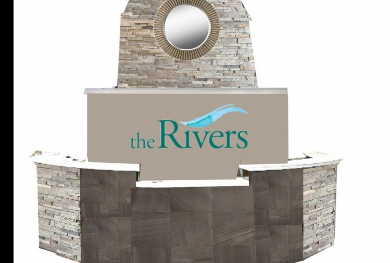 The Rivers Lobby Remodel