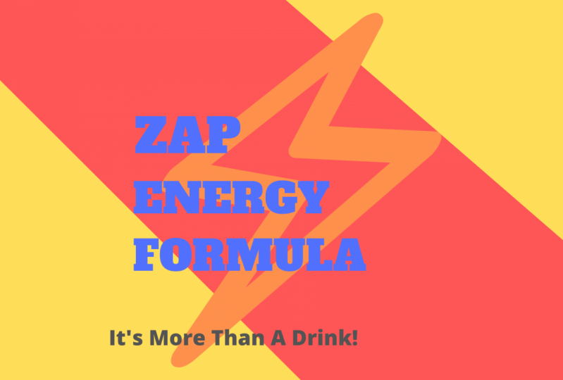 Troy's First Idea. Zap Energy Formula.
