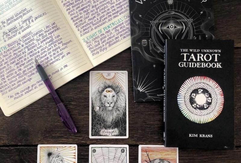 The Tarot Reading Journey